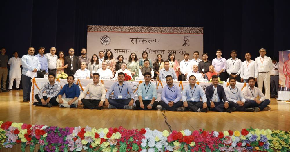 Selected Students' Felicitation